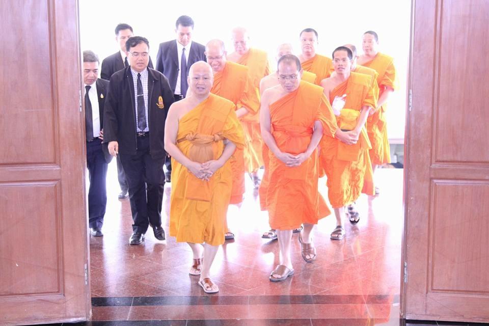 Photo of พระพรหมบัณฑิต, ศ.ดร. อธิการบดี มจร เป็นประธานเปิดโครงการสัมมนานิสิตปฏิบัติศาสนกิจ รุ่น 62 มจร ภาคกลาง-ภาคใต้